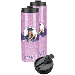Graduation Stainless Steel Skinny Tumbler (Personalized)