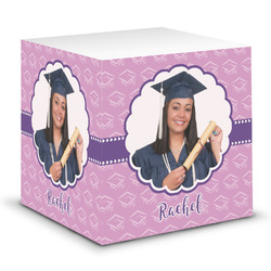 Graduation Sticky Note Cube (Personalized)