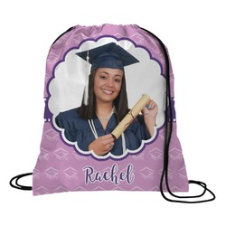 Graduation Drawstring Backpack (Personalized)