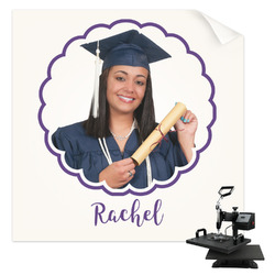 Graduation Sublimation Transfer (Personalized)