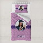 Graduation Toddler Bedding w/ Photo