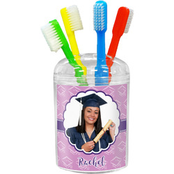 Graduation Toothbrush Holder (Personalized)