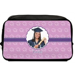 Graduation Toiletry Bag / Dopp Kit (Personalized)