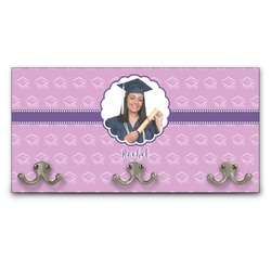 Graduation Wall Mounted Coat Rack (Personalized)