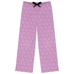 Graduation Womens Pajama Pants - XL (Personalized)