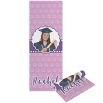 Graduation Yoga Mat - Printable Front and Back (Personalized)