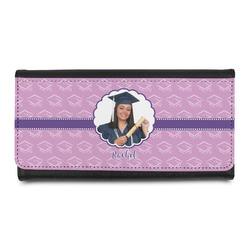 Graduation Leatherette Ladies Wallet (Personalized)