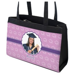 Graduation Zippered Everyday Tote (Personalized)