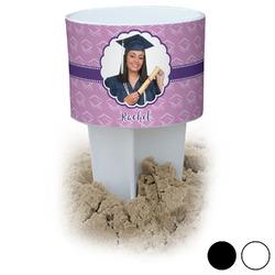 Graduation Beach Spiker Drink Holder (Personalized)
