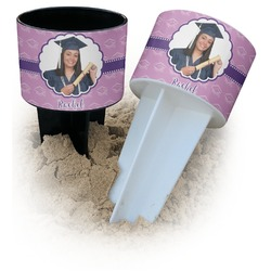 Graduation Beach Spiker Drink Holder (Personalized)