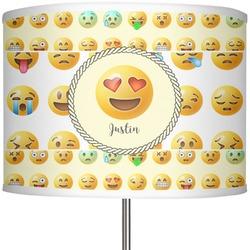 "Emojis 13"" Drum Lamp Shade (Personalized)"