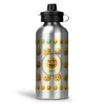 Emojis Water Bottle - Aluminum - 20 oz (Personalized)