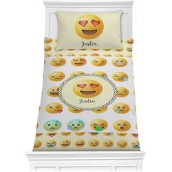 Emojis Comforter Set - Twin (Personalized)