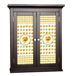 Emojis Cabinet Decal - Large (Personalized)