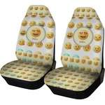 Emojis Car Seat Covers (Set of Two) (Personalized)