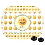 Emojis Car Side Window Sun Shade (Personalized)