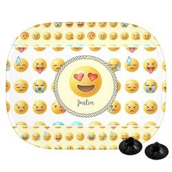 Emojis Car Side Window Sun Shade (Personalized)
