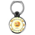 Emojis Cell Phone Ring Stand & Holder (Personalized)