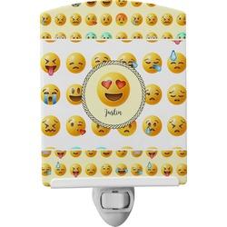 Emojis Ceramic Night Light (Personalized)