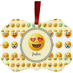 Emojis Ornament (Personalized)