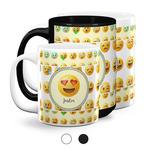 Emojis Coffee Mugs (Personalized)