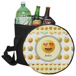 Emojis Collapsible Cooler & Seat (Personalized)