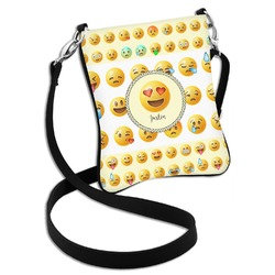 Emojis Cross Body Bag - 2 Sizes (Personalized)