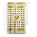 Emojis Curtain (Personalized)