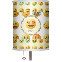 "Emojis 7"" Drum Lamp Shade (Personalized)"