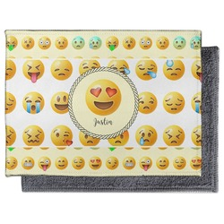 Emojis Microfiber Screen Cleaner (Personalized)