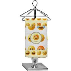 Emojis Finger Tip Towel - Full Print (Personalized)