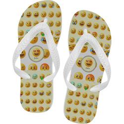 Emojis Flip Flops (Personalized)