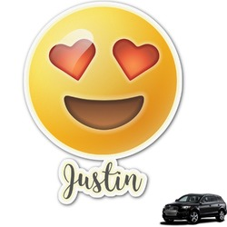 Emojis Graphic Car Decal (Personalized)