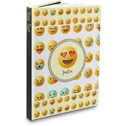 Emojis Hardbound Journal (Personalized)