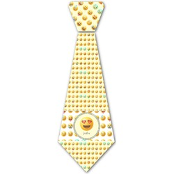Emojis Iron On Tie (Personalized)