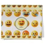Emojis Kitchen Towel - Full Print (Personalized)