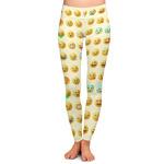 Emojis Ladies Leggings (Personalized)