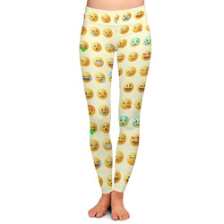 Emojis Ladies Leggings (Personalized)