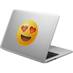 Emojis Laptop Decal (Personalized)