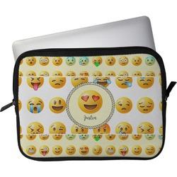 "Emojis Laptop Sleeve / Case - 13"" (Personalized)"