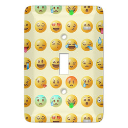 Emojis Light Switch Covers (Personalized)