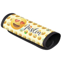 Emojis Luggage Handle Cover (Personalized)