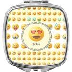 Emojis Compact Makeup Mirror (Personalized)