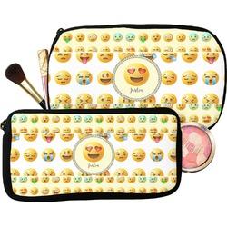Emojis Makeup / Cosmetic Bag (Personalized)