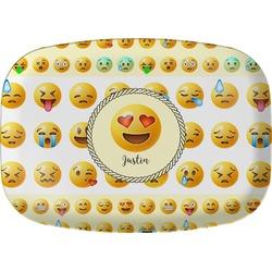 Emojis Melamine Platter (Personalized)