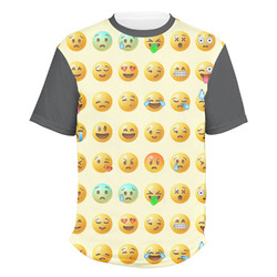 Emojis Men's Crew T-Shirt (Personalized)