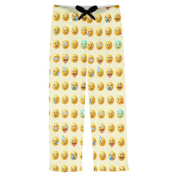Emojis Mens Pajama Pants (Personalized)