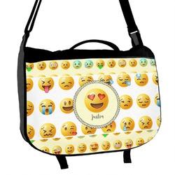 Emojis Messenger Bag (Personalized)