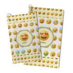 Emojis Microfiber Golf Towel (Personalized)