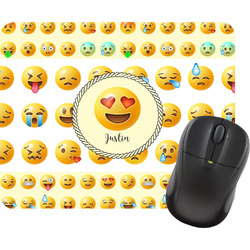 Emojis Mouse Pad (Personalized)